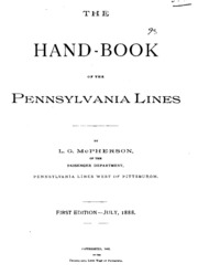 Smull's Legislative Hand Book and Manual of the State of Pennsylvania by 1832-18