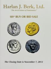 Harlan J. Berk, Ltd. 181st Buy or Bid Sale