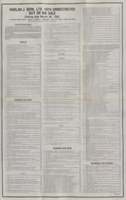 Harlan J. Berk, Ltd. 19th Unrestricted Buy or Bid Sale