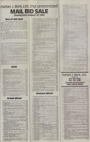 Harlan J. Berk, Ltd. 21st Unrestricted Buy or Bid Sale