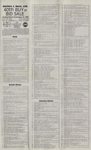 Harlan J. Berk, Ltd. 40th Buy or Bid Sale