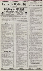 Harlan J. Berk, Ltd. 44th Buy or Bid Sale