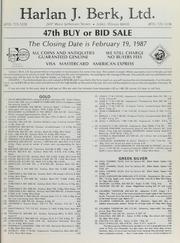 Harlan J. Berk, Ltd. 47th Buy or Bid Sale