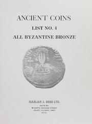 Harlan J. Berk, Ltd. Ancient Coins List No. 4