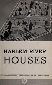 Harlem River houses