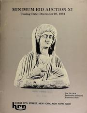 Harmer Rooke Numismatists, Ltd. minimum bid auction XI. [12/10/1981]