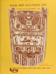 Harmer Rooke Numismatists, Ltd. mail bid auction XIV. [12/06/1982]