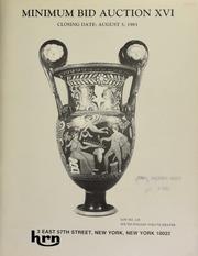 Harmer Rooke Numismatists, Ltd. minimum bid auction XVI. [08/05/1983]