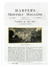 Harper's Monthly Magazine