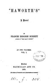 -Haworth-s-.: A Novel