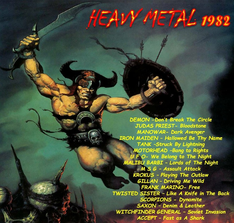 HEAVY CLASSIC ROCK METAL 1982 music : Free Download