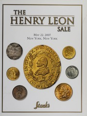 The Henry Leon Sale