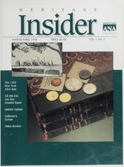 Heritage Insider: March/April 1998
