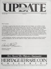 The Heritage Numismatic Journal Update: December 1983