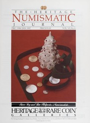 The Heritage Numismatic Journal: December 1986 / January 1987