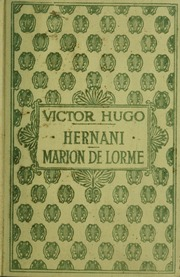 Hernani : Marion de Lorme