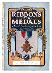 Ribbons and Medals (Part II)
