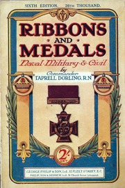 Ribbons and Medals by Commander Taprell Dorling, Royal Navy, Part 1, 1918