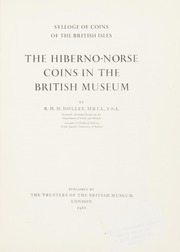 The Hiberno-Norse Coins in the British Museum