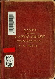 continuous prose Minimum time to complete the certificate in greek and latin (continuous enrollment)  (greek prose composition) and latin 511 (latin prose composition.