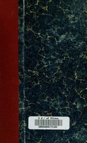 Vol 3: Histoire de la littérature anglaise