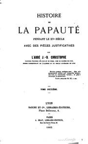 Histoire de la papauté pendant le XVe siècle