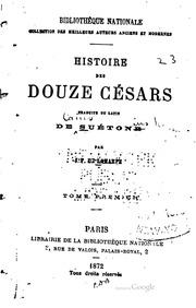 Histoire des douze Césars