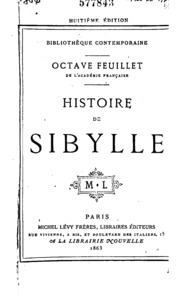 Histoire de Sibylle ...
