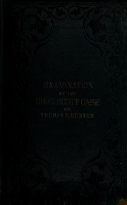 an analysis of the dred scott case in the united states Category: american history, legal issues, social issues title: an analysis of the dred scott decision and the people vs hall my essay on the impact of the dred scott case on the united states - the impact of the dred scott case on the united states the dred scott case had a huge.