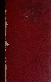 Historique des rues et places publiques de la ville d-Anvers