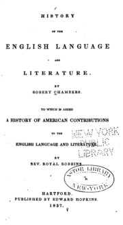 the english language a historical outline The history of the english language really started with the arrival of three germanic tribes who invaded britain during the 5th century ad these tribes, the angles, the saxons and the jutes, crossed the north sea from what today is denmark and northern germany at that time the inhabitants of britain spoke a celtic.