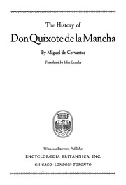 don quixote internet essay Does the windmill in this play have more significance than just displaying don quixote's foolish behaviour thesis in the play man of la mancha,  a good essay.