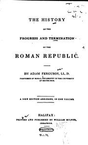 essay on the history of civil society adam ferguson Upc:9781295434817title:essay on the history of civil society: by adam ferguson by adam fergusonauthor:adam fergusonformat:paperbackpublisher:n.