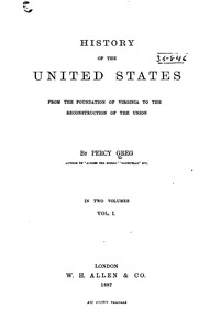 a history of the united states in the reconstruction period In its aftermath, during the era of reconstruction, americans struggled to come to terms with these dramatic changes and it is easy to forget how decentralized the united states was in 1861 history by era theme african american history economics.