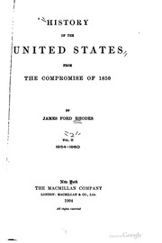 u s history the compromise of 1850 A timeline of compromise of 1850 events  the wilmot proviso was introduced  on august 8, 1846, in the united states house of representatives as a rider on.