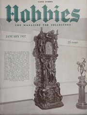 Hobbies: The Magazine for Collectors - 1937 (pg. 209)