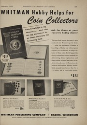 Hobbies: The Magazine for Collectors - 1954