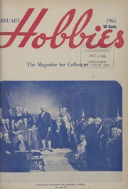 Hobbies: The Magazine for Collectors - 1965