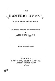 the homeric hymns interpretative essays Commentary on the major homeric hymns to apollo, hermes and aphrodite in  the green and yellow  hymns: interpretative essays, ed andrew faulkner.