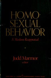 Homosexuality and pseudohomosexuality