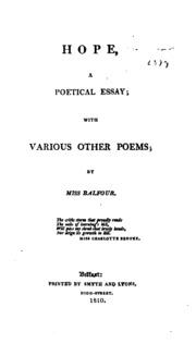 death a poetical essay Noté 00/5 retrouvez death a poetical essay et des millions de livres en stock sur amazonfr achetez neuf ou d'occasion.