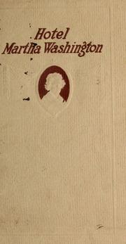 Hotel Martha Washington : 2...