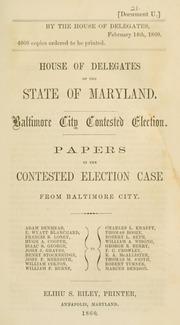 maryland state essay