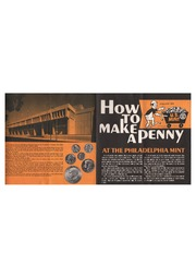 How to Make a Penny at the Philadelphia Mint