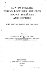 essays speeches and public letters Get this from a library essays, speeches & public letters [william faulkner james b meriwether.