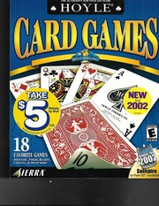 Hoyle card games by sierra safari