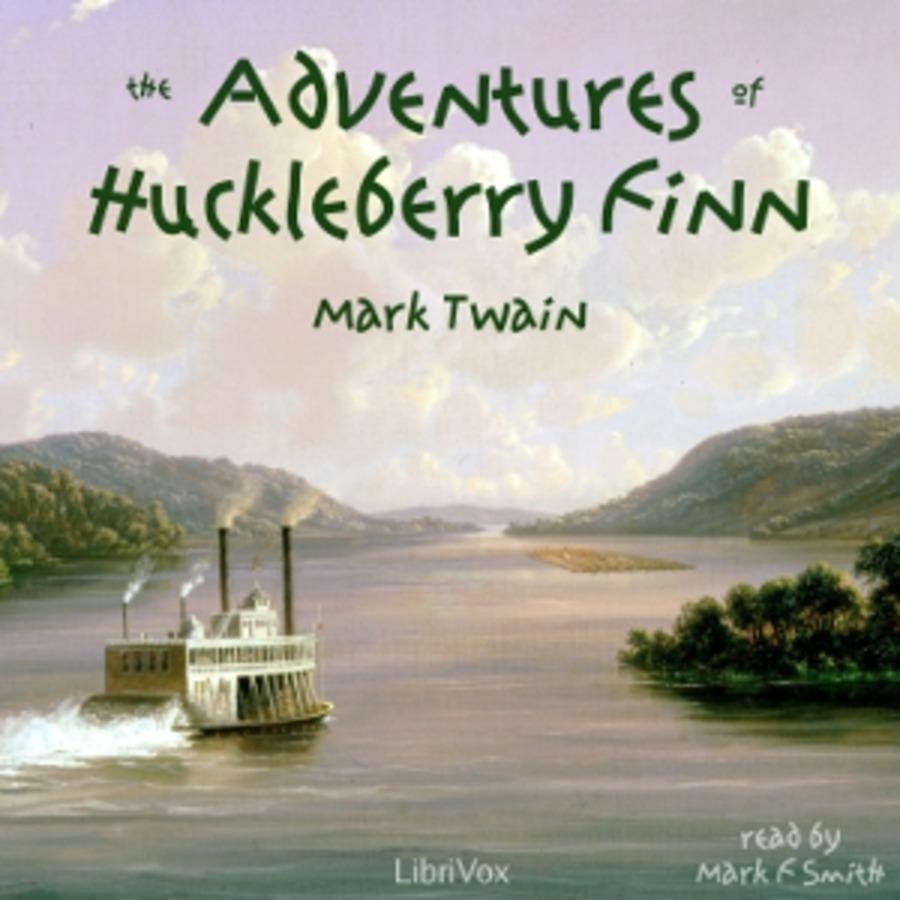 Adventures Of Huckleberry Finn Version 02 Mark Twain Free