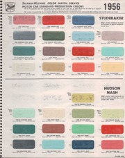 Ditzler Paint Colors For  S Outboards