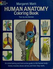 Human anatomy coloring book : Matt, Margaret : Free Download ...