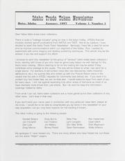Idaho Trade Token Newsletter: Vol. 1, No. 1, January 1997